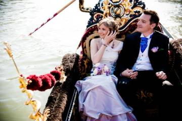 Wedding Photographer Gondola | Helena & Andrey | April 20th 2011
