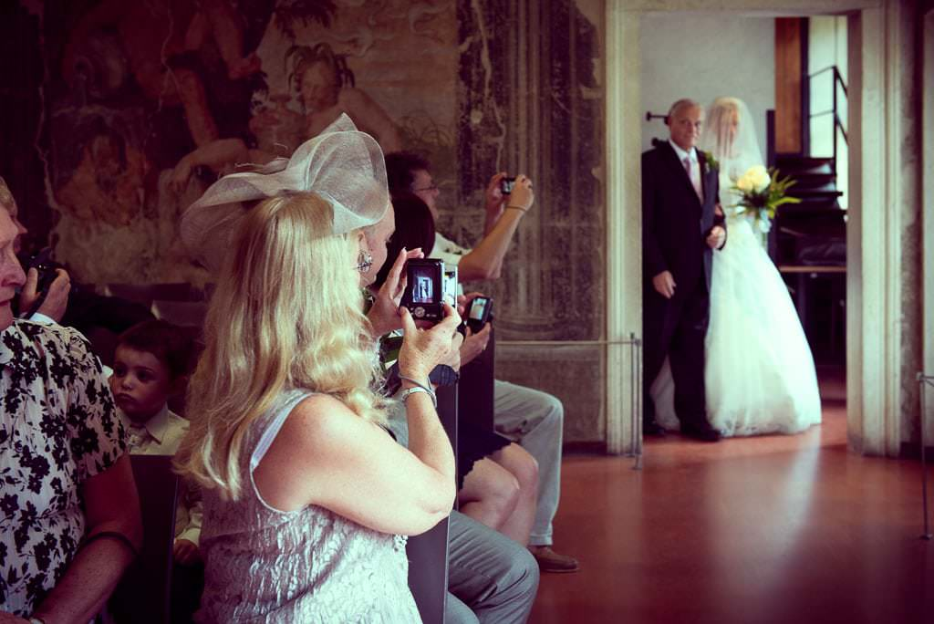 Wedding Photographer Verona-Annette & Lee - June 07th 2014
