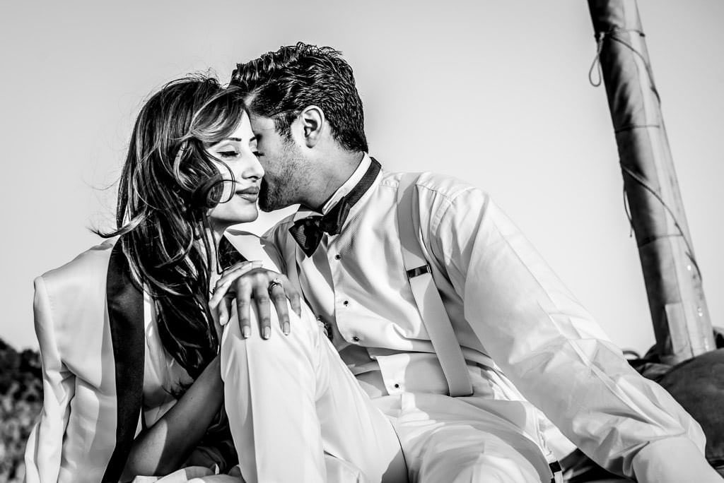 Wedding Photographer Capri - Nousika & Ravi - June 28th 2014