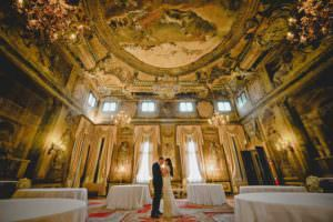 Luxury Elopement Venice - Donna & Joel - August 24th 2014