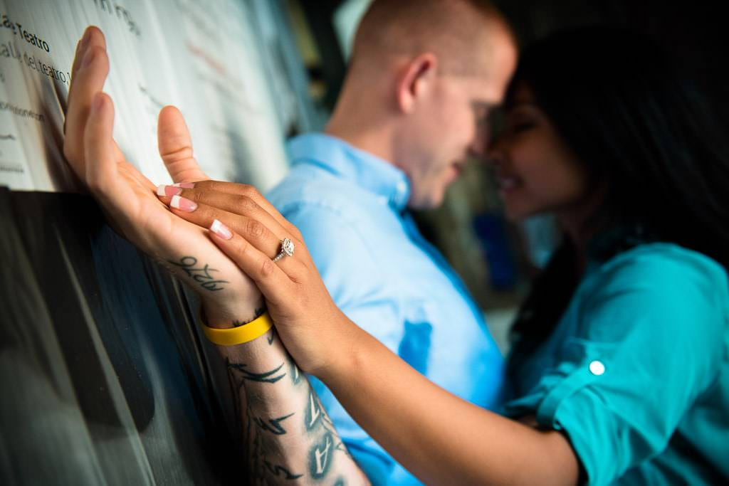 Engagement Photographer Venice - Sandy & Seth - September 04th 2014