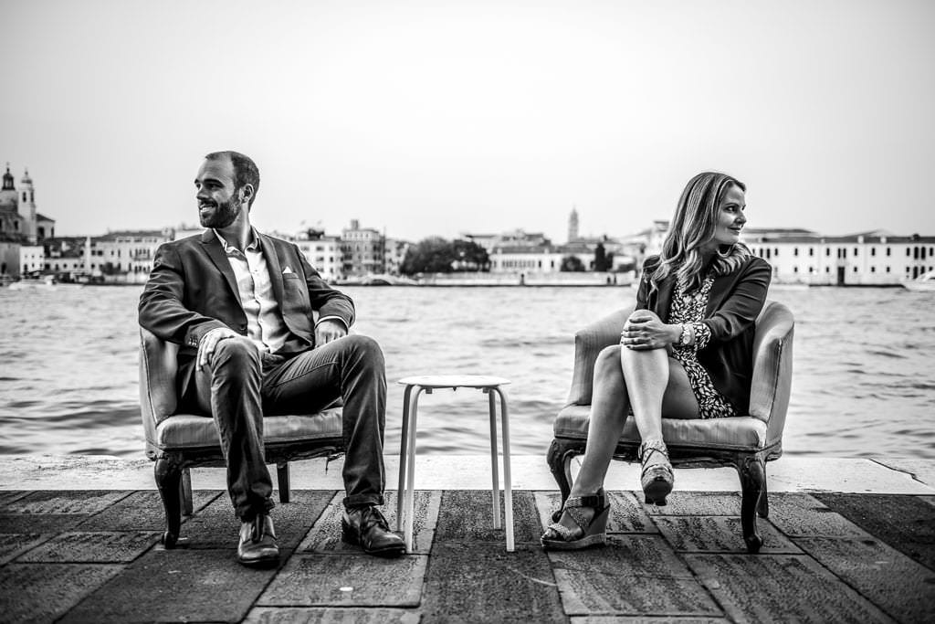 Prewedding Photo Shoot Venice - Leslie & Matt - September 26th 2014