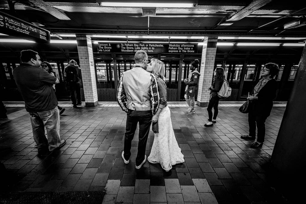 Honeymoon Photographer New York | Lisa & Giorgio | October 07th 2014
