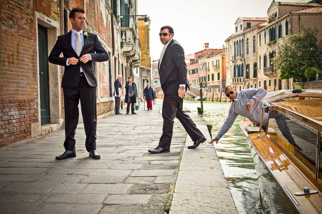 Wedding Photographer Scuola Grande dei Carmini - Liz & Chris - April 10th 2015
