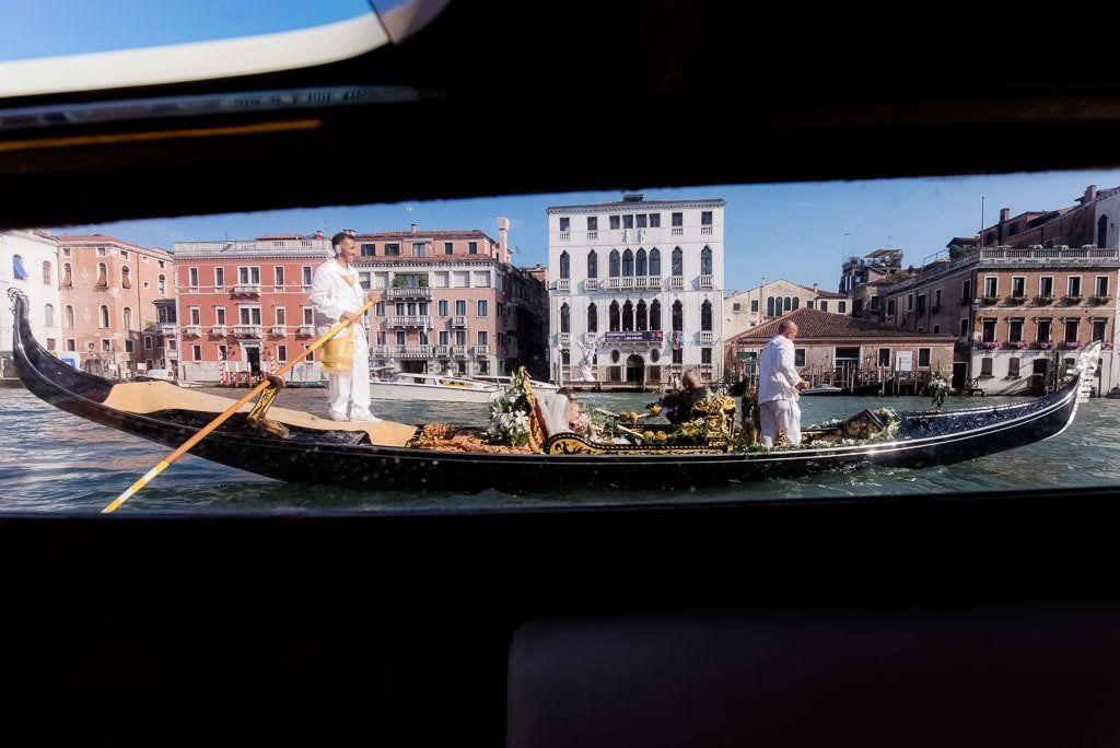 Symbolic Wedding Photographer Venice - Irina & Andrey - July 5th 2015