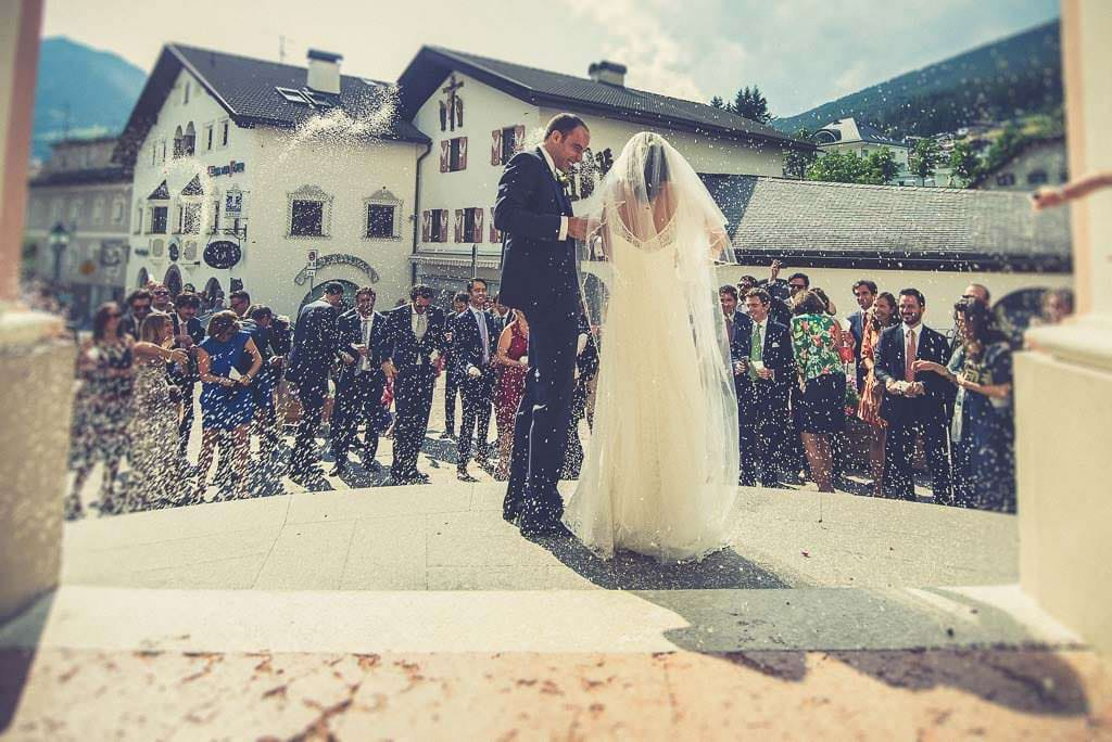 Wedding Photographer Val Gardena - Valentina & Corrado - July 11th 2015