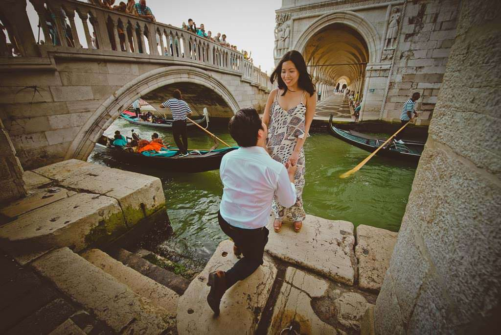 Photographer Engagement Venice - Michelle & Rally - August 28th 2015