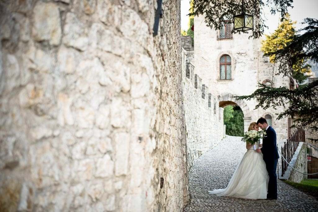 Wedding Photographer Castelbrando - Donna & David - August 30th 2015