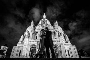 Wedding Anniversary Paris | Karima & Gabe | March 3-4th 2016