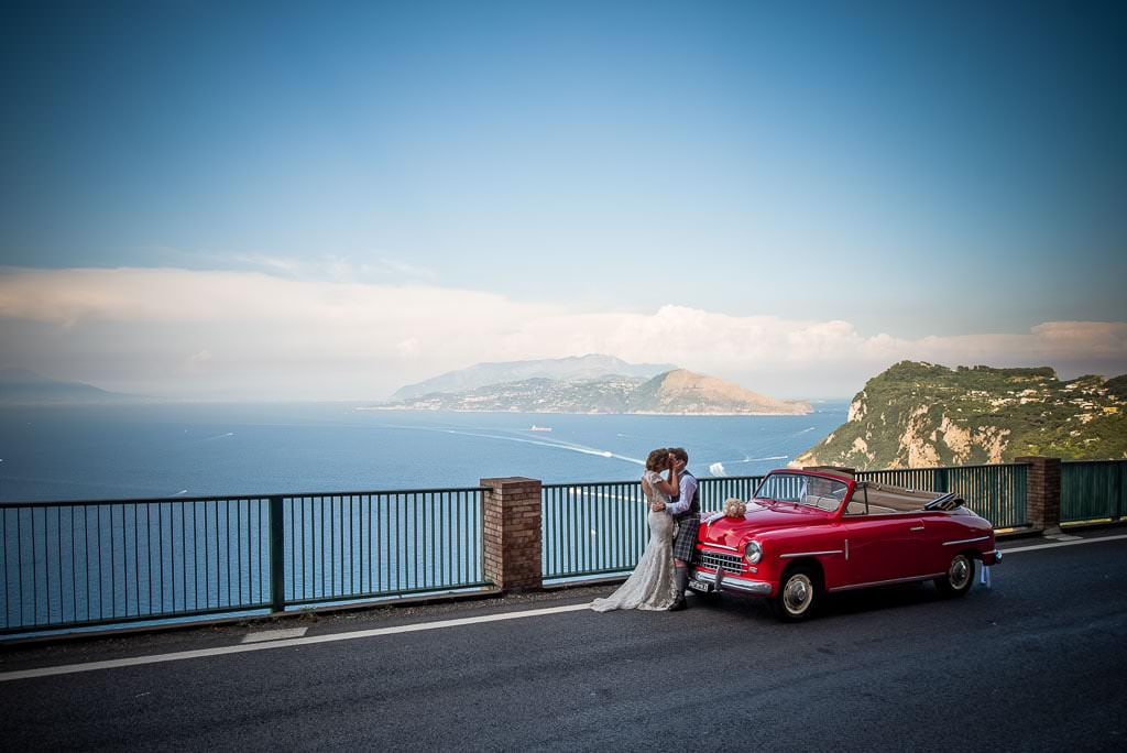 Wedding Photographer Positano | Lauren & Gary Capri | 1st July 2016