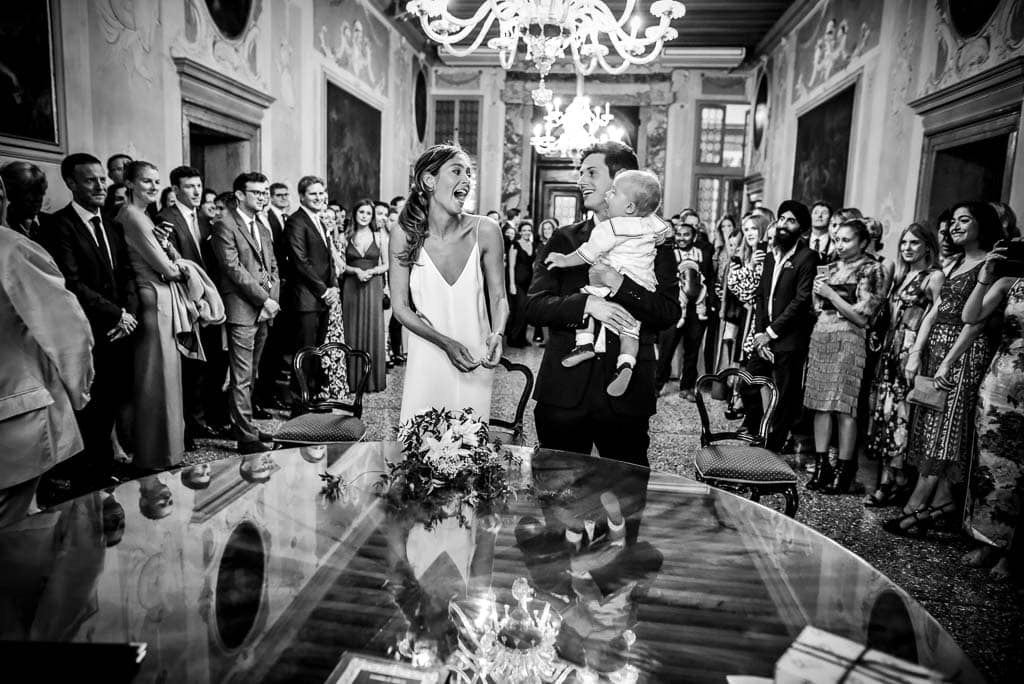 Alternative Marriage Venice | Quentin & George Wedding | 8th October, 2016