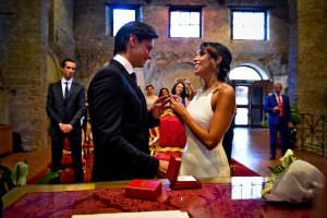 Civil Wedding in Rome